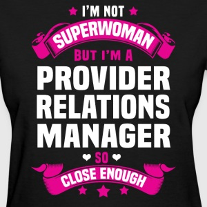 Provider Relations Manager Tshirt - Women's T-Shirt
