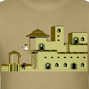 Zorro Gameplay - Men's T-Shirt