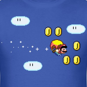 Up In The Sky - Men's T-Shirt