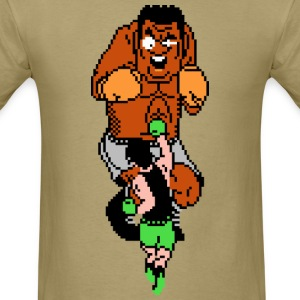 Mr Sandman Gut Punch - Men's T-Shirt
