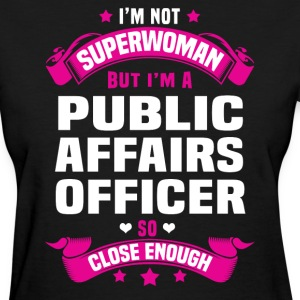 Public Affairs Officer Tshirt - Women's T-Shirt