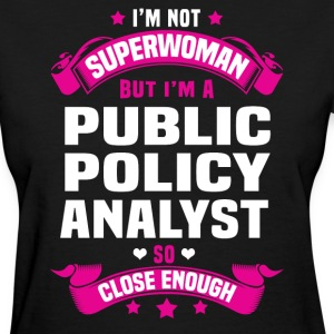 Public Policy Analyst Tshirt - Women's T-Shirt