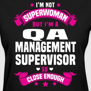 QA Management Supervisor Tshirt - Women's T-Shirt