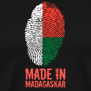 Made In Madagaskar / Madagasikara / Madagascar - Men's Premium T-Shirt