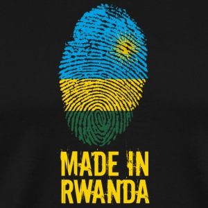 Made In Rwanda / le Rwanda - Men's Premium T-Shirt