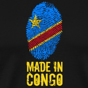 Made In Congo / Zaïre - Men's Premium T-Shirt