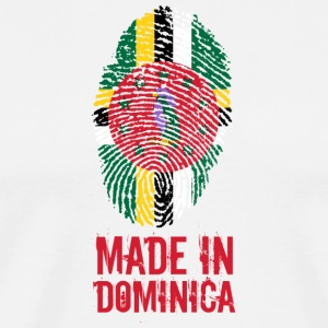 Made In Dominica - Men's Premium T-Shirt