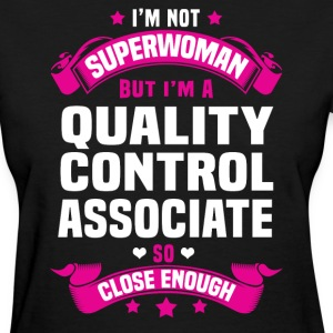 Quality Control Associate Tshirt - Women's T-Shirt