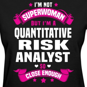 Quantitative Risk Analyst Tshirt - Women's T-Shirt