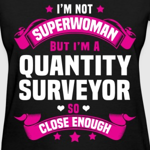 Quantity Surveyor Tshirt - Women's T-Shirt