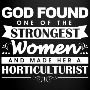 God Found Horticulturist Mugs & Drinkware - Full Color Mug