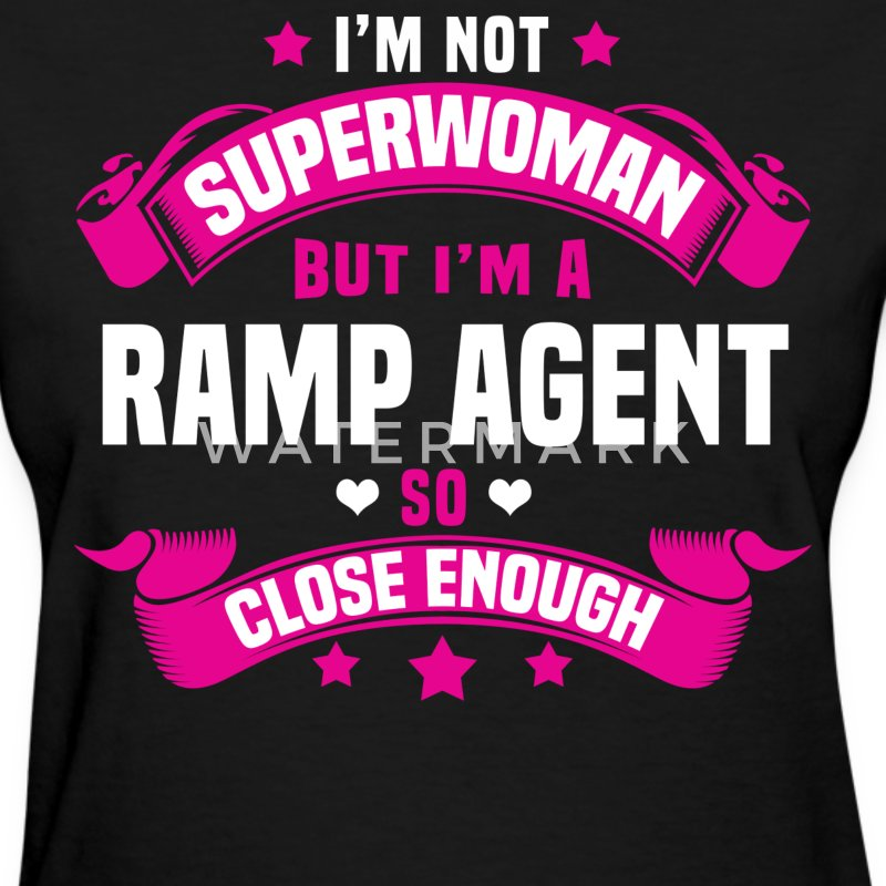 Ramp Agent Tshirt - Women's T-Shirt