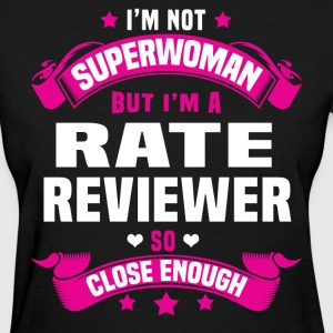 Rate Reviewer Tshirt - Women's T-Shirt