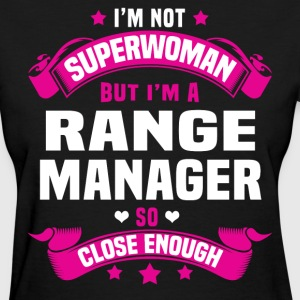 Range Manager Tshirt - Women's T-Shirt
