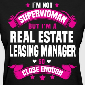 Real Estate Leasing Manager Tshirt - Women's T-Shirt