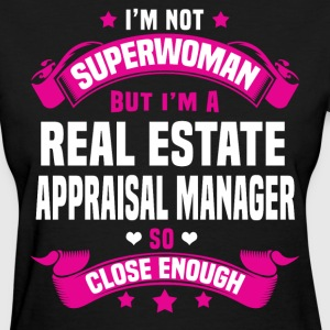 Real Estate Appraisal Manager Tshirt - Women's T-Shirt