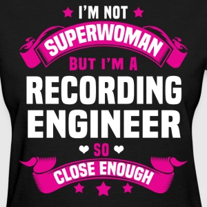Recording Engineer Tshirt - Women's T-Shirt