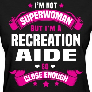 Recreation Aide Tshirt - Women's T-Shirt
