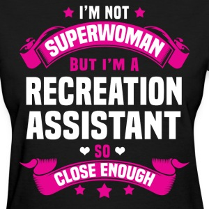 Recreation Assistant Tshirt - Women's T-Shirt