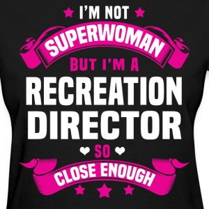 Recreation Director Tshirt - Women's T-Shirt