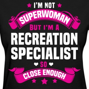 Recreation Specialist Tshirt - Women's T-Shirt