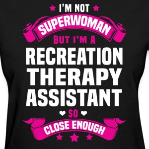 Recreation Therapy Assistant Tshirt - Women's T-Shirt