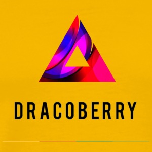 dracoberry original logo - Men's Premium T-Shirt
