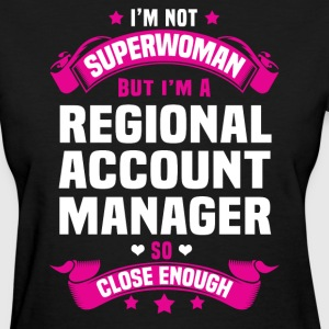Regional Account Manager Tshirt - Women's T-Shirt