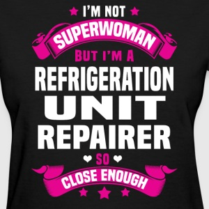Refrigeration Unit Repairer Tshirt - Women's T-Shirt
