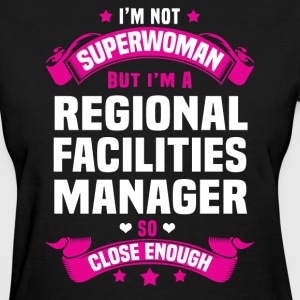 Regional Facilities Manager Tshirt - Women's T-Shirt