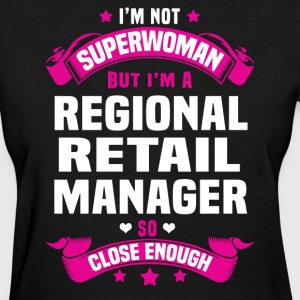 Regional Retail Manager Tshirt - Women's T-Shirt