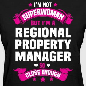Regional Property Manager Tshirt - Women's T-Shirt