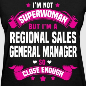 Regional Sales General Manager Tshirt - Women's T-Shirt