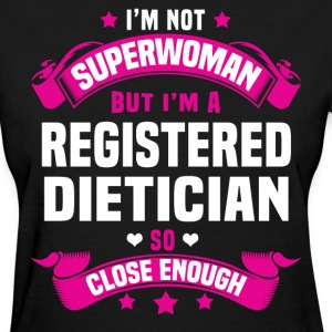Registered Dietician Tshirt - Women's T-Shirt