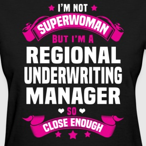 Regional Underwriting Manager Tshirt - Women's T-Shirt