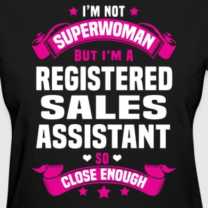 Registered Sales Assistant Tshirt - Women's T-Shirt