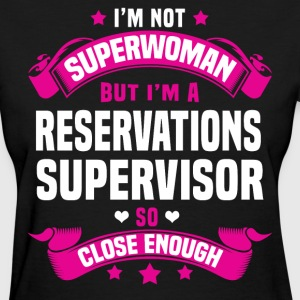Reservations Supervisor Tshirt - Women's T-Shirt