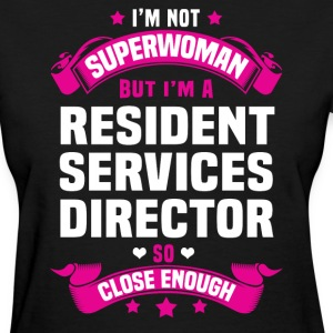 Resident Services Director Tshirt - Women's T-Shirt