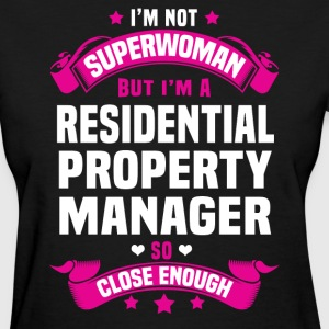 Residential Property Manager Tshirt - Women's T-Shirt