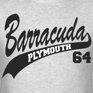 1964 Plymouth Barracuda - Men's T-Shirt