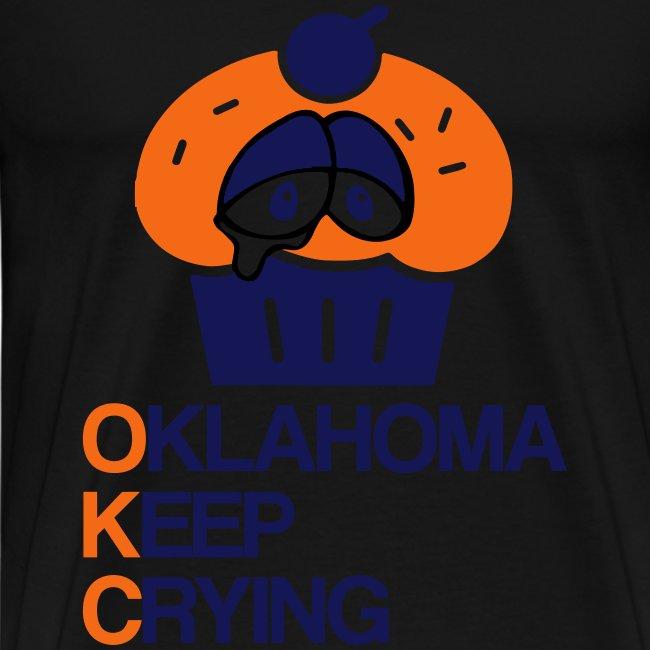 OKC Cupcake Crying