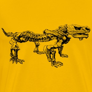 Pareiasaurus - Men's Premium T-Shirt
