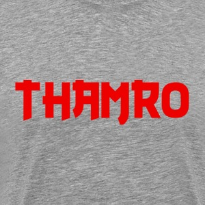 THAMRO Title Tee - Men's Premium T-Shirt