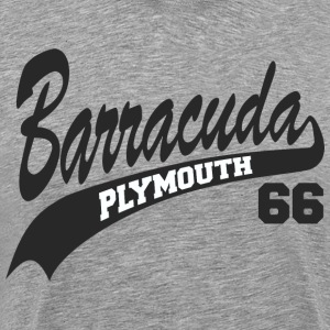 66 Barracuda - Men's Premium T-Shirt