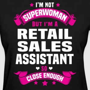 Retail Sales Assistant Tshirt - Women's T-Shirt