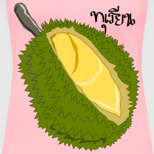 Durian Fruit - Women's Premium T-Shirt
