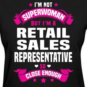 Retail Sales Representative Tshirt - Women's T-Shirt