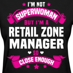 Retail Zone Manager Tshirt - Women's T-Shirt