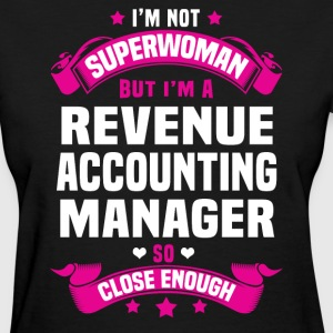 Revenue Accounting Manager Tshirt - Women's T-Shirt