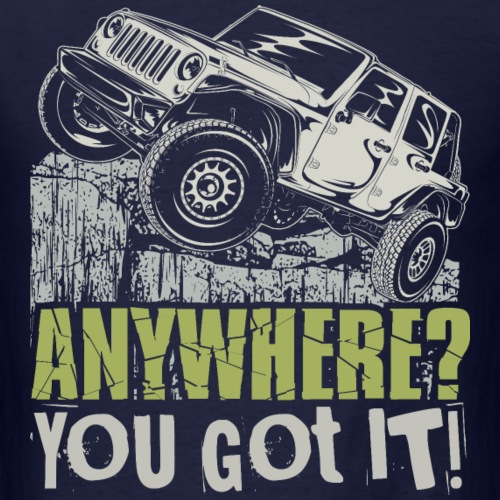 Jeep Anywhere